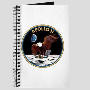Nasa Apollo 11 Insignia Journal