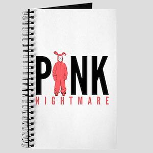 Pink Nightmare Journal