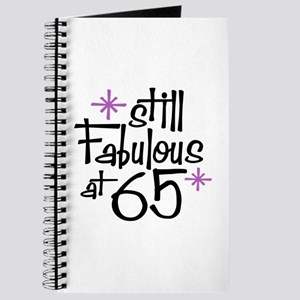 Still Fabulous at 65 Journal