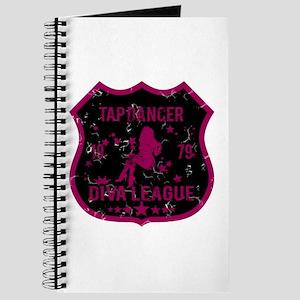 Tap Dancer Diva League Journal
