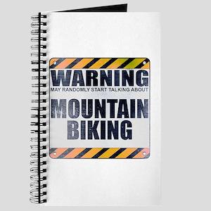 Warning: Mountain Biking Journal