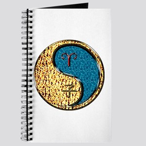 Aries & Water Rat Journal