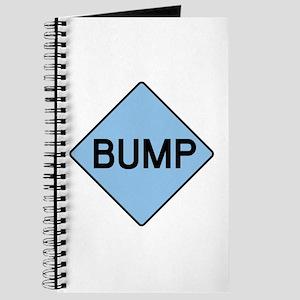 BABY BUMP (BLUE) Journal