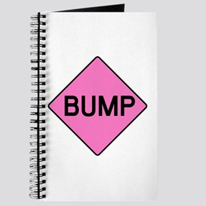 BABY BUMP (PINK) Journal