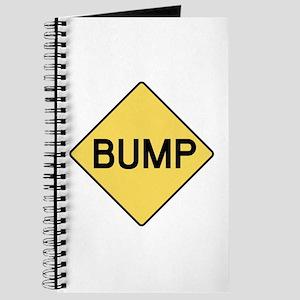 BABY BUMP (YELLOW) Journal
