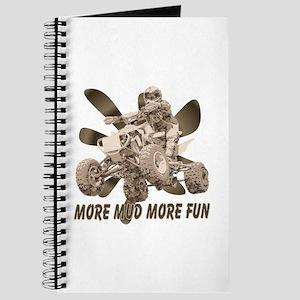 More Mud More Fun on an ATV Journal