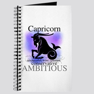 Capricorn the Goat Journal