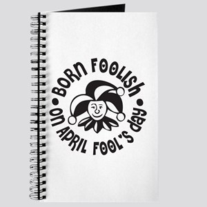 April Fool's Birthday Journal
