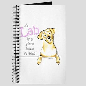 Yellow Lab BF Journal