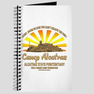 CAMP ALCATRAZ Journal