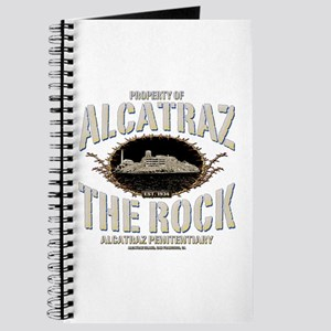 "ALCATRAZ ""THE ROCK"" Journal"