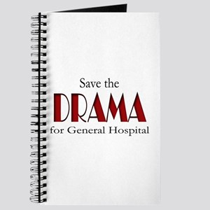 Drama on General Hospital Journal