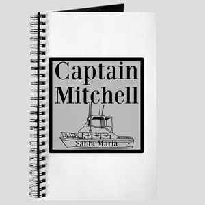 Personalized Captain Journal