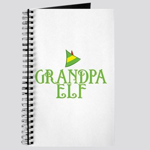 Grandpa Elf Journal