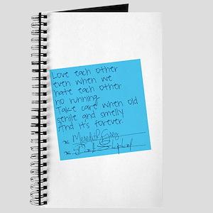 Grey's Anatomy: Sticky Note Journal