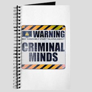 Warning: Criminal Minds Journal