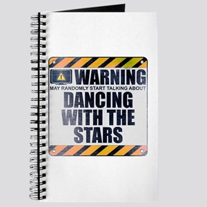 Warning: Dancing With the Stars Journal