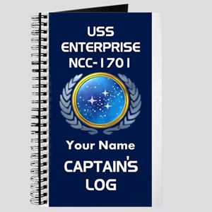 Star Trek Log Journal