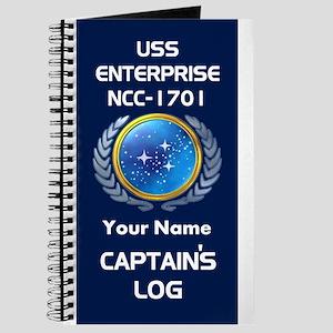 Star Trek Log Journal