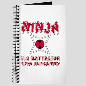 3-17 Ninja (L) Journal