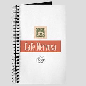 Frasier: Cafe Nervosa Journal