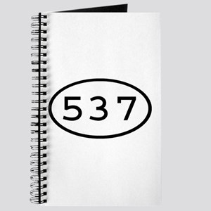 537 Oval Journal