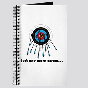 Just One More Arrow Journal