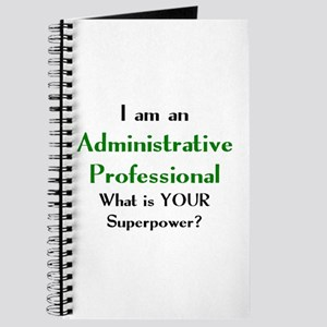administrative professional Journal
