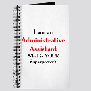 administrative assistant Journal