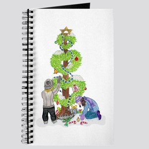 Holiday Love Tree Journal