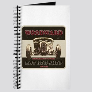 Woodward Hot Rod Shop Journal