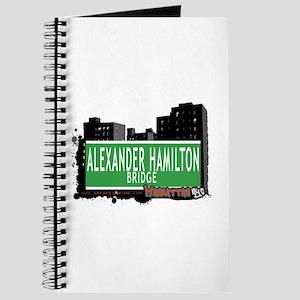 ALEXANDER HAMILTON BRIDGE, MANHATTAN, NYC Journal