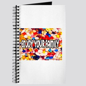 Enjoy Your Family Pills Journal