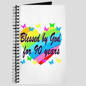 90TH PRAYER Journal