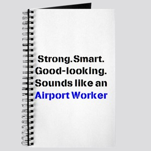 airport worker sound Journal
