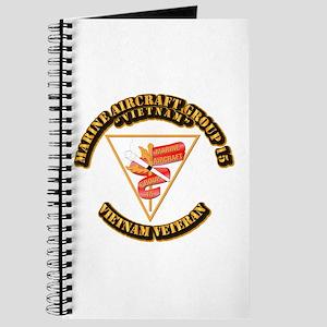 USMC - Marine Aircraft Group 15 Journal