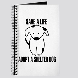 Adopt A Dog Journal