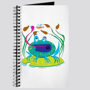Art Smart Frog Journal