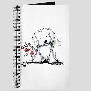 Coton de Tulear Gardener Journal