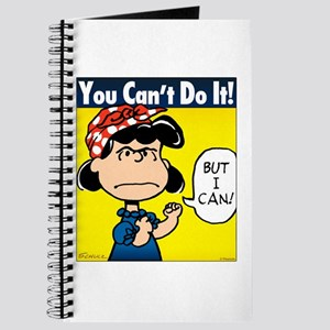 You Can't Do It Journal