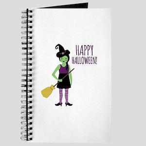 Happy Halloween! Journal
