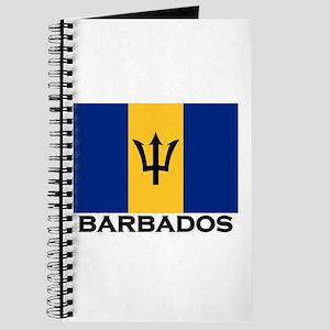 Barbados Flag Stuff Journal
