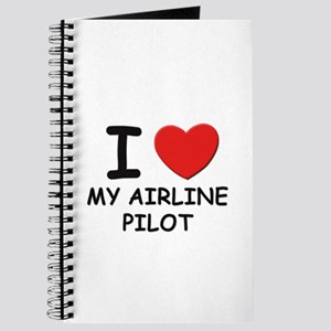 I love airline pilots Journal