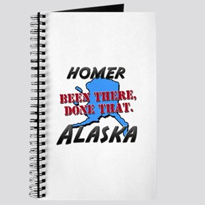 homer alaska - been there, done that Journal