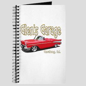 Glen's Garage Journal