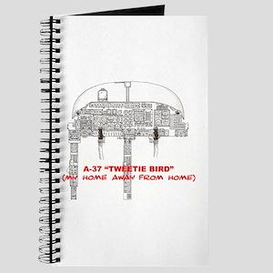 A-37 TWEETIEBIRD Journal