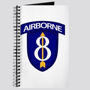 8th Infantry Airborne Journal