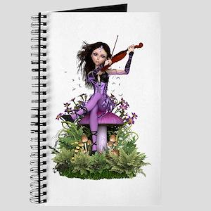 Amethyst Fairy ~ Summer Melody Journal