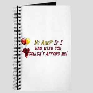 Fine Wine Journal