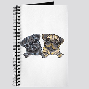 Pug Pals Journal